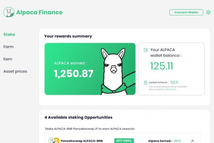 Alpaca Finance закрыла блокировку на общую сумму 2 миллиарда долларов