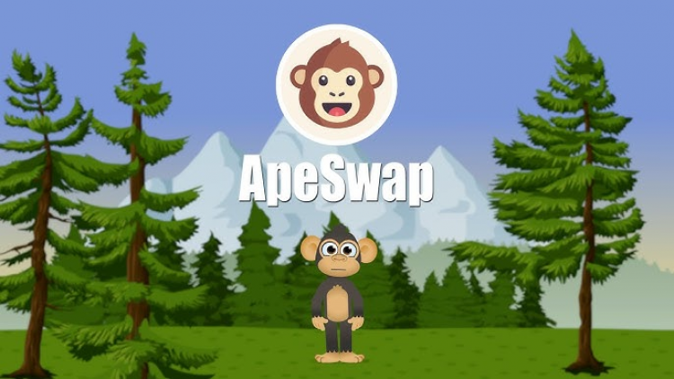 ApeSwap: описание и главные особенности